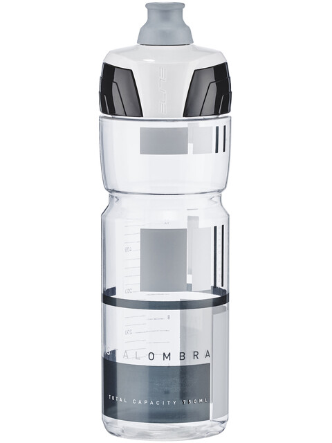 Elite Crystal Ombra - Bidon - 750ml gris/transparent
